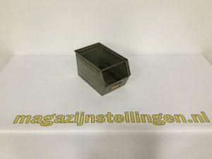magazijnstellingen-haceka metalen grijpbak 35x20x20