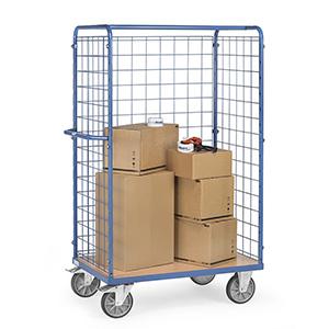 Pakketwagens